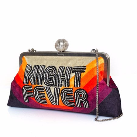 Night Fever Classic Clutch