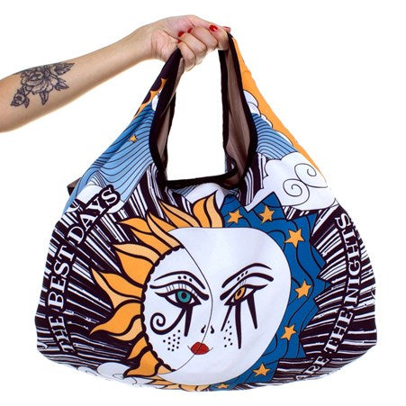 Sun to Moon Bokja Tote