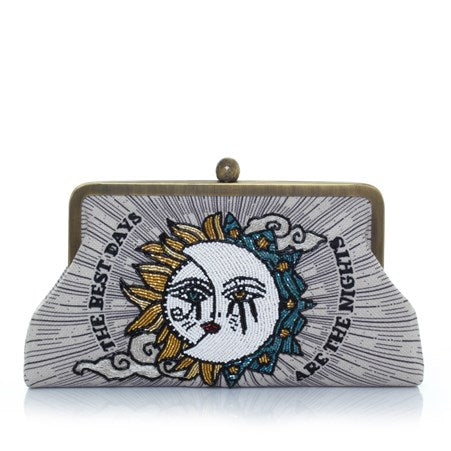 Sun to Moon Classic Clutch