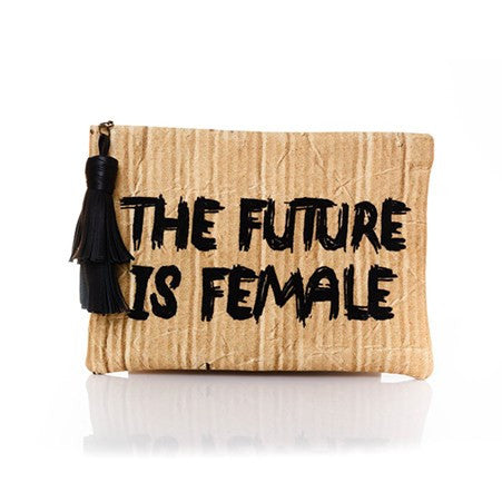 'The Future Is Female' Eddie Clutch