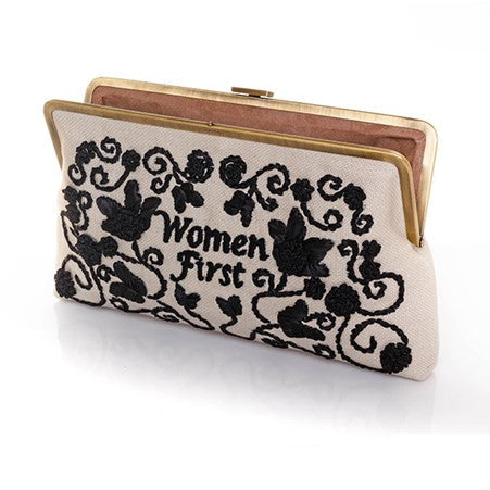 Women First Large Clutch