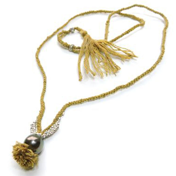 Pearl Seda Largo Necklace