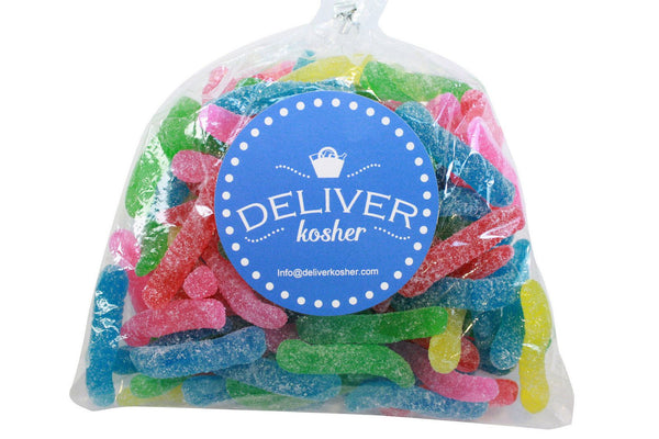 Bulk Candy - Sour Worms