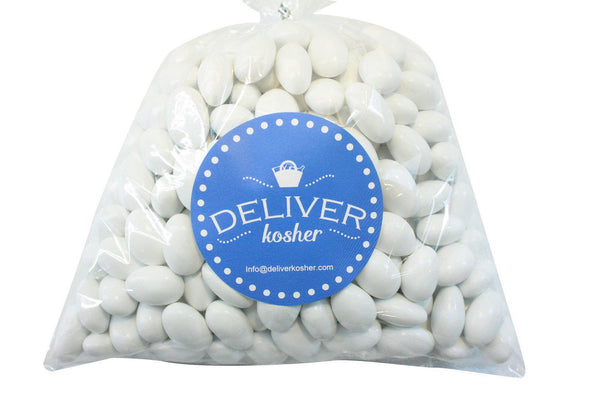 Bulk Candy - White Chocolate Almonds