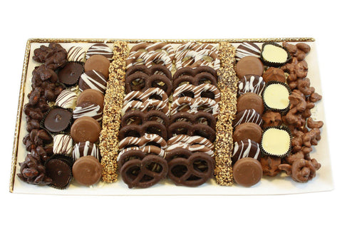 Purim Platter Collection - Mishloach Manot