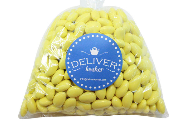 Bulk Candy - Yellow Jordan Almonds