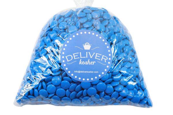 Bulk Candy - Blue Mint Chocolate Lentils