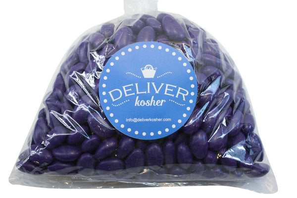 Bulk Candy - Purple Jordan Almonds