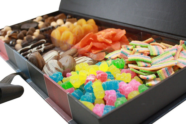 Get Well Soon Gift Platter Collection - Sweet Recovery