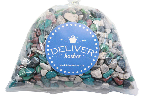 Bulk Candy - Chocolate Rocks Candy Nuggets - Assorted