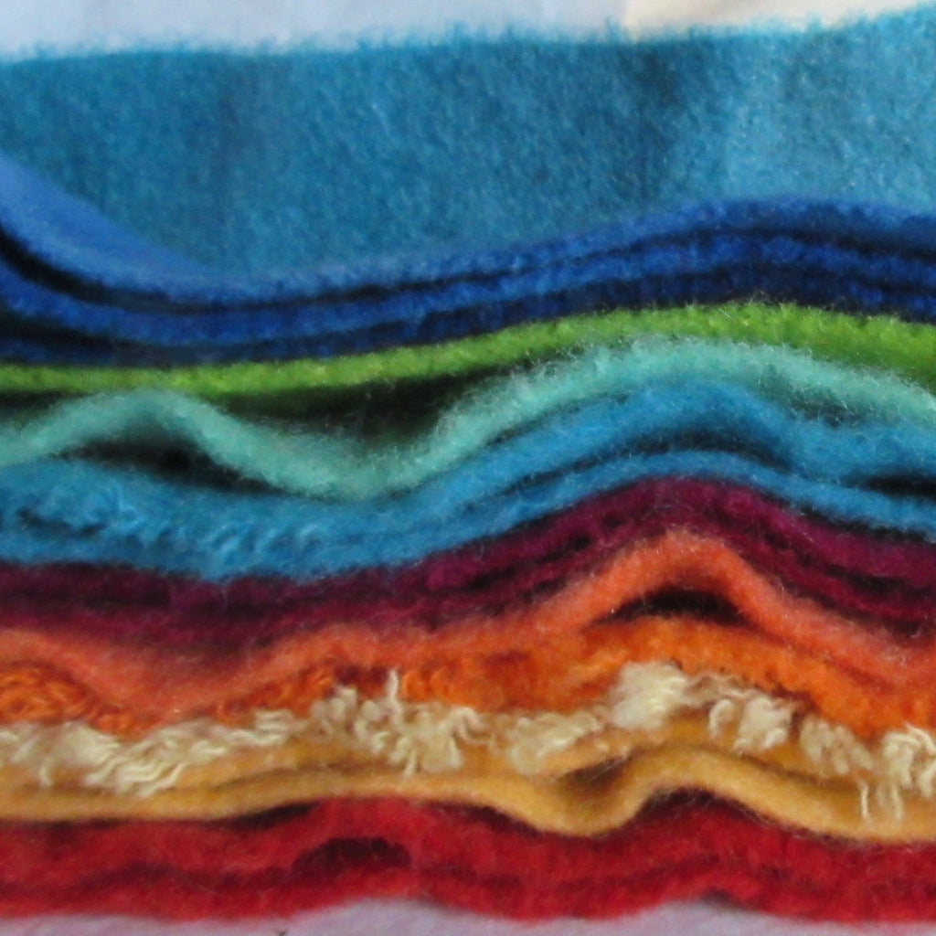 Why so many Vintage Blankets?