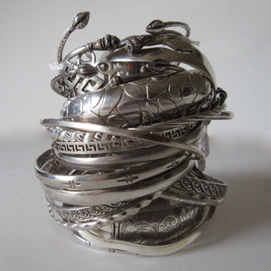 Cleaning and Storage of Silver Jewelry