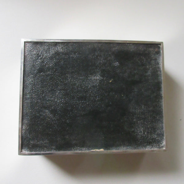 Sterling Silver Wood Lined Box Charles S. Green & Co.