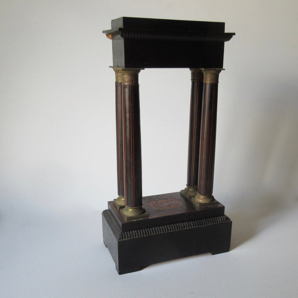 Antique Portico Clock