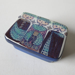 Royal Copenhagen Butter Box