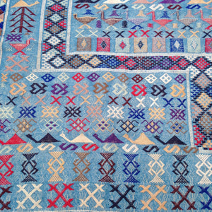 Hand Woven South American Carpet
