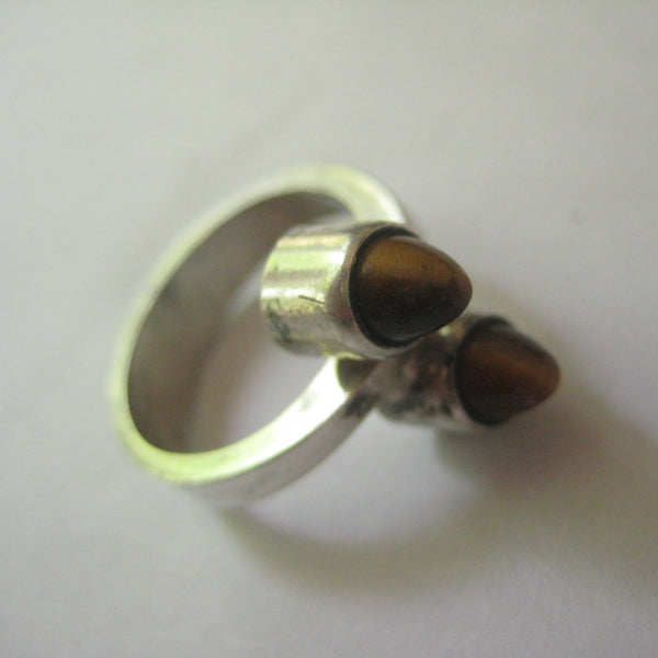 Midcentury Finnish Sterling Silver Ring