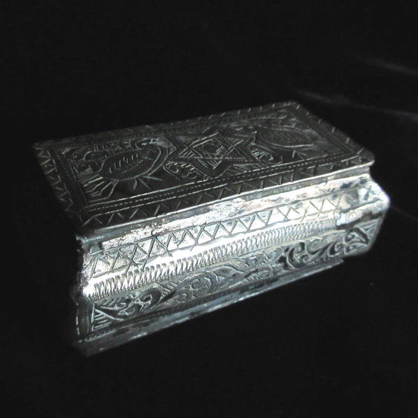 Incised Spice box