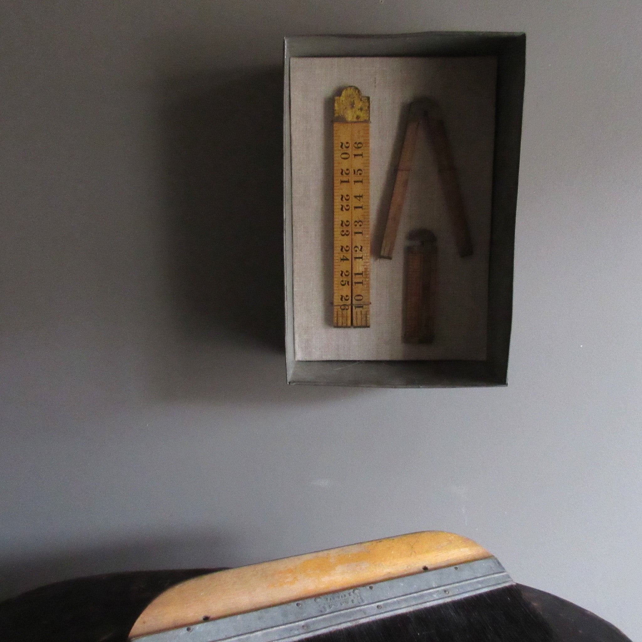 Shadow Box Rulers