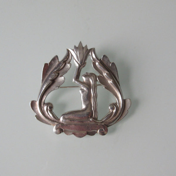 shreve&co Art Deco brooch