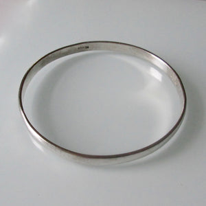 Sterling Silver Bangle Mexican