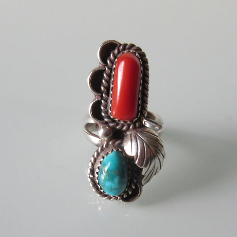 Vintage Classic Navajo Angela Lee Ring