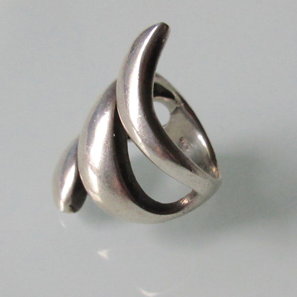 Wrap Silver Ring
