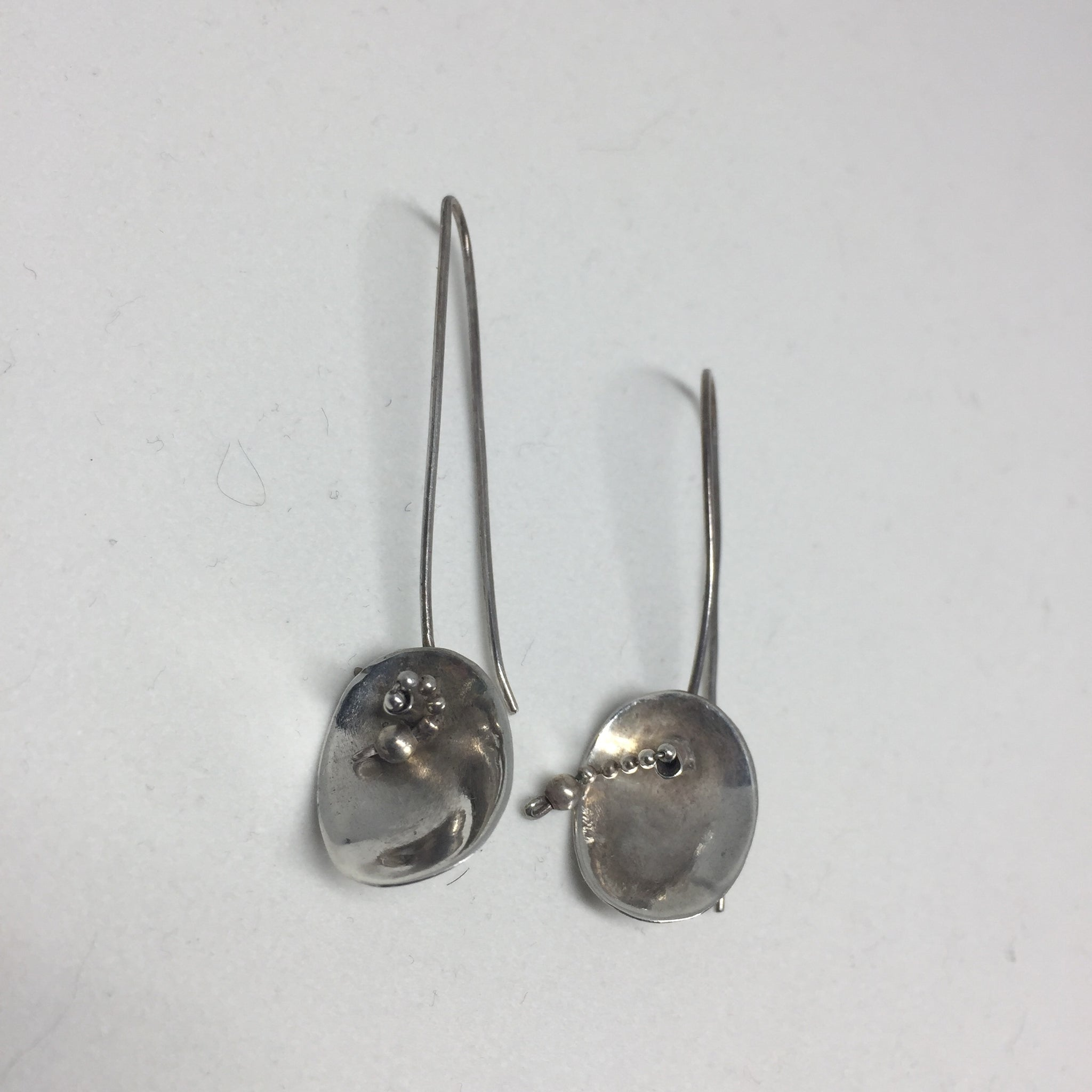 Spoon Drop Earrings