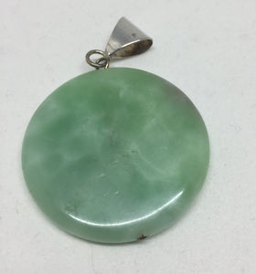 Canadian Oval Pendant