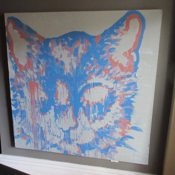 Cat Stevens - One of a Kind Painting