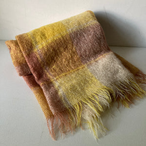 Vintage Mohair Throw by Simpson's