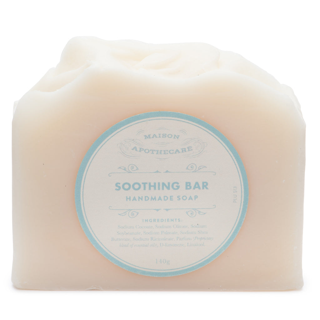 Handmade Soap Bar - Soothing Bar