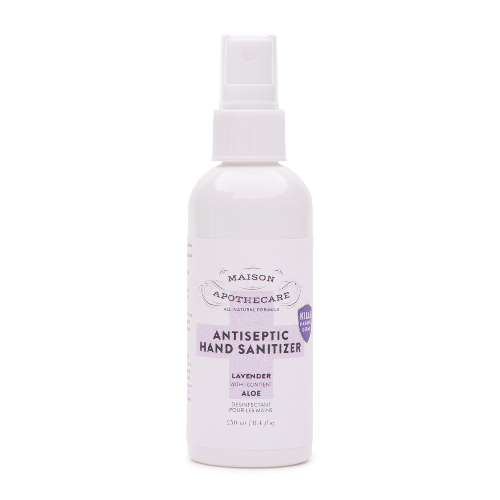 Antiseptic Hand Sanitizer - Lavender (100ml) - Single