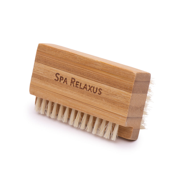 Accessory - Bamboo Dual-Sided Nail Brush