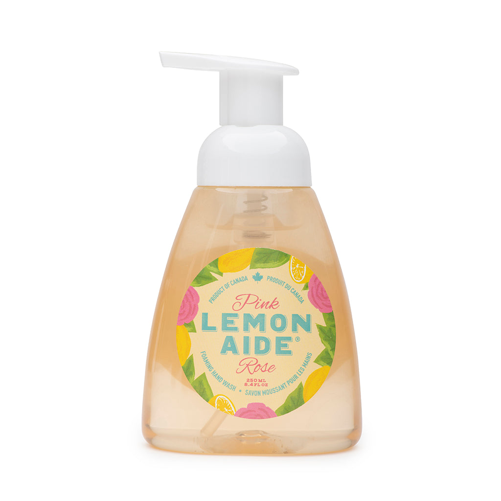 Pink Lemon Aide Foaming Hand Wash