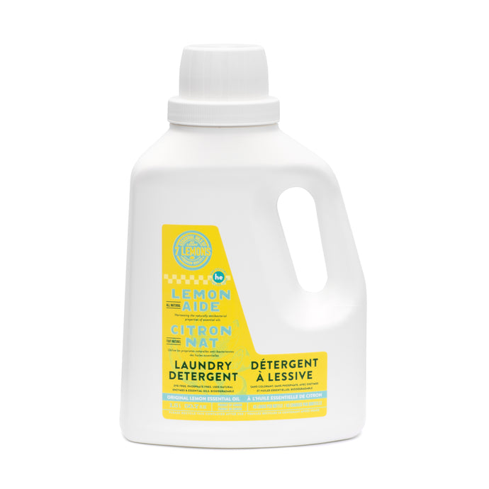 Lemon Aide - Lemon Laundry Detergent 1.5L