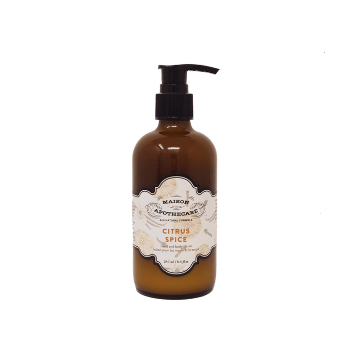 Citrus Spice - Hand and Body Lotion