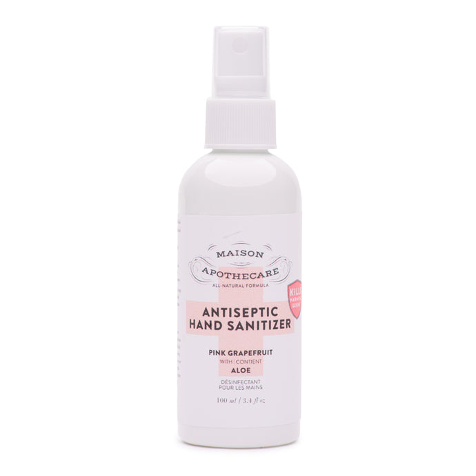 Antiseptic Hand Sanitizer - Pink Grapefruit (100ml)