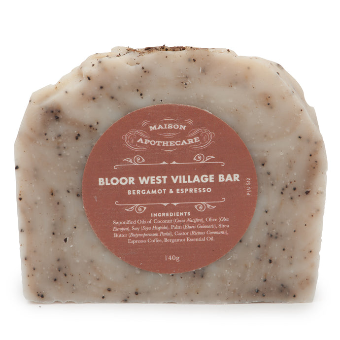 Handmade Soap Bar - Bloor West Village