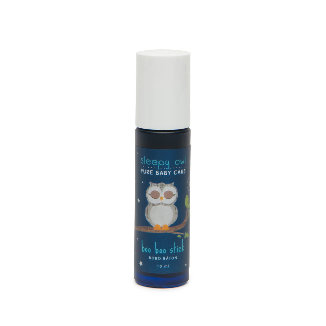 Sleepy Owl Boo Boo Stick