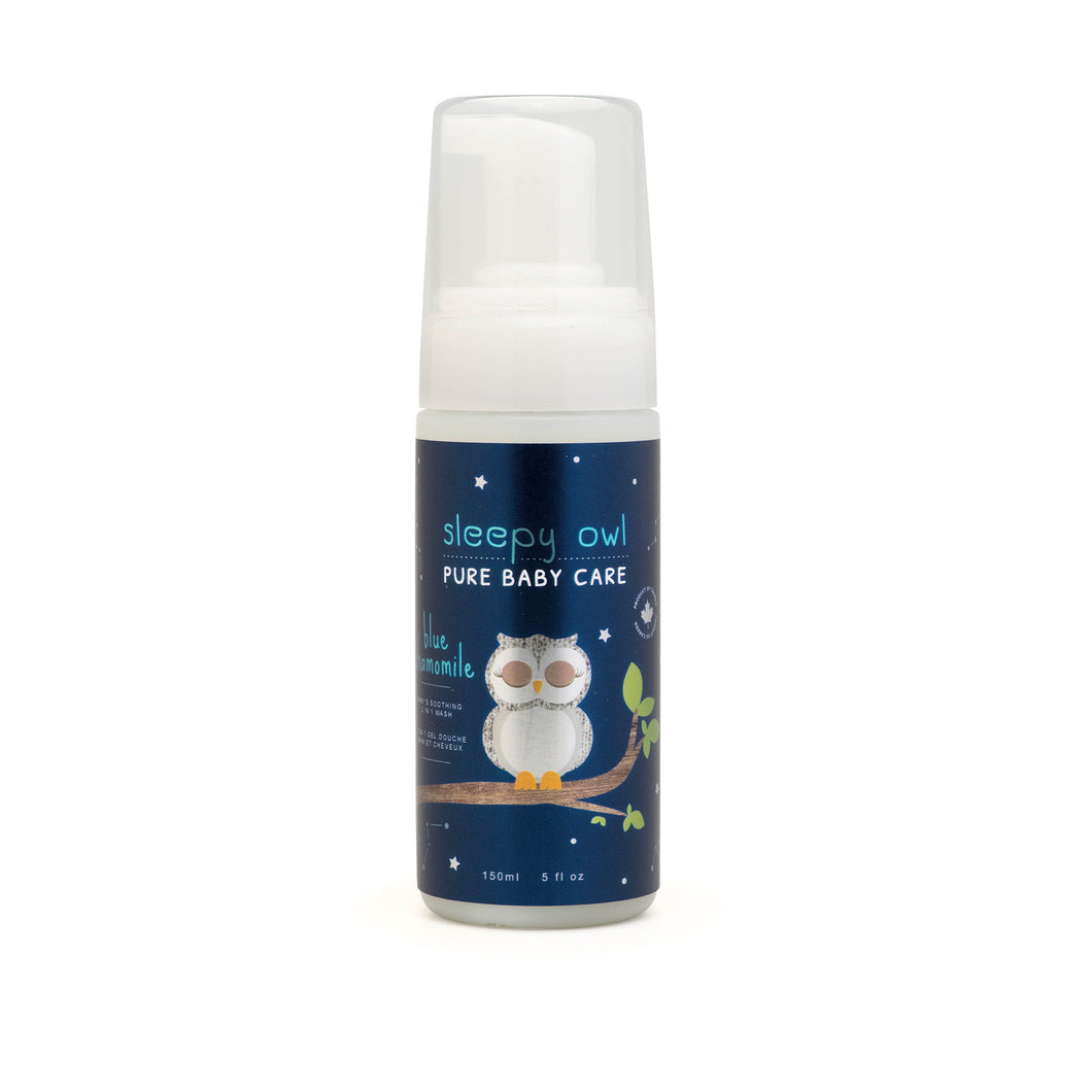 Sleepy Owl 2 in 1 Baby Wash - 150ml
