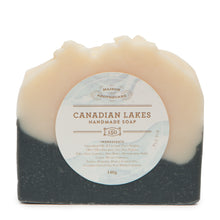 Handmade Soap Bar - Canadian Lakes