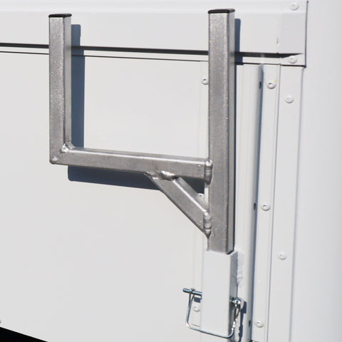 Swing Out Pipe Rack - Skirt Mounted