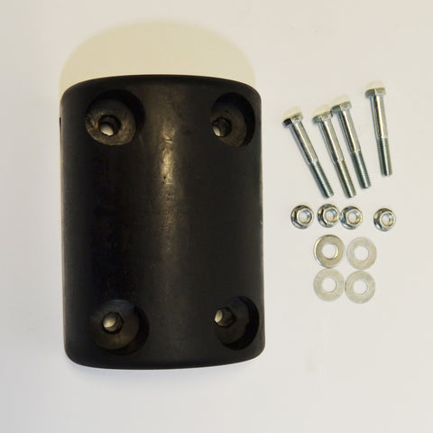 BUMPER-RUBBER DOCK KIT (INCLUDES HARDWARE)
