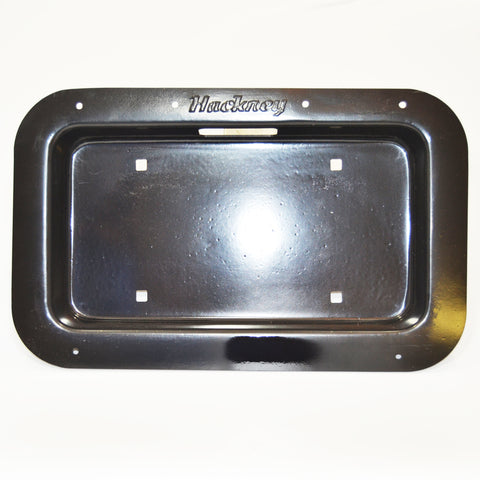 Hackney License Plate Holder (Recessed)