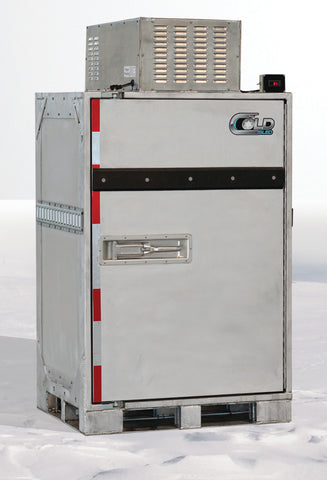 ColdSled Refrigerated Cooler