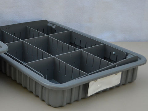 "Storage Bins / Tray - (1) Short 3.5"" Tray"