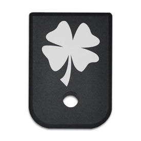 Shamrock - For Glock 45cal/10mm - Magazine Base Plate