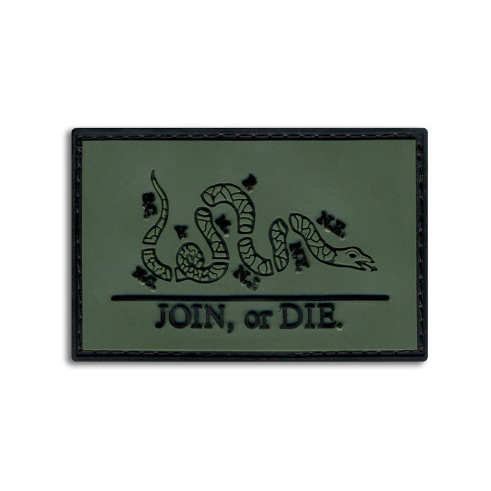 PVC MORALE PATCH - JOIN OR DIE ODG