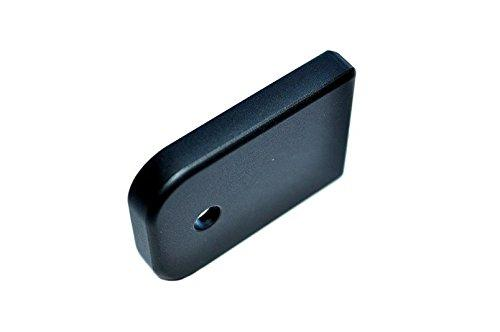 Magazine Base Plate For Glock 9mm .40 Cal - 2 Numbered Bastion Skull